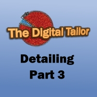 The Digital Tailor Detailing Part 3 (Pockets, Buttonholes and Folds) image 3