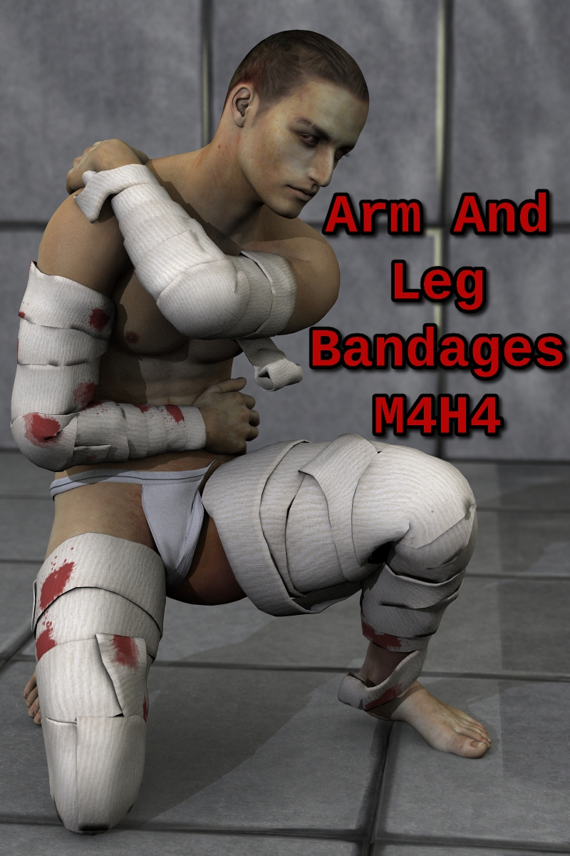 Arm And Leg Bandages M4H4