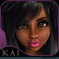 Kai 3D Figure Essentials 3D Models reciecup