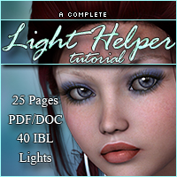 SV Light Helper Tutorial and IBL Lights Props/Scenes/Architecture Tutorials Sveva