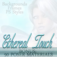 DbE-Ethereal Touch 2D And/Or Merchant Resources Software DesignsbyEve