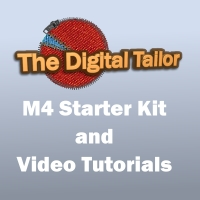 The Digital Tailor M4 Starter Kit Tutorials : Learn 3D Fugazi1968