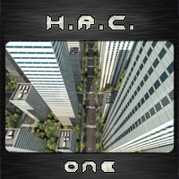 h.r.c. High Rise City I Themed Props/Scenes/Architecture whitemagus