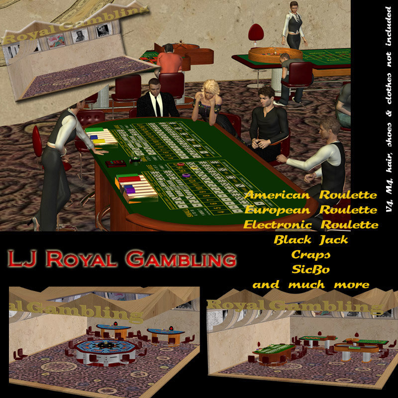LJ_Royal Gambling