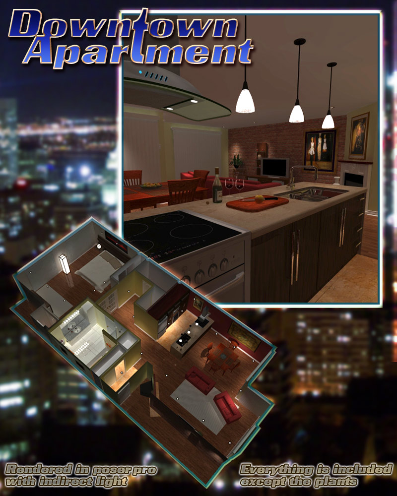 Downtown Apartment
