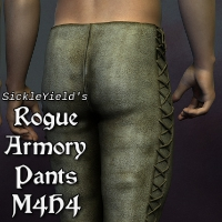 Rogue Armory Pants M4H4 by SickleYield