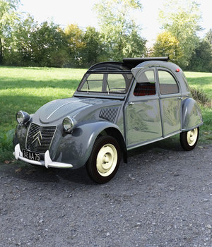 2CV CITROEN by Nationale7