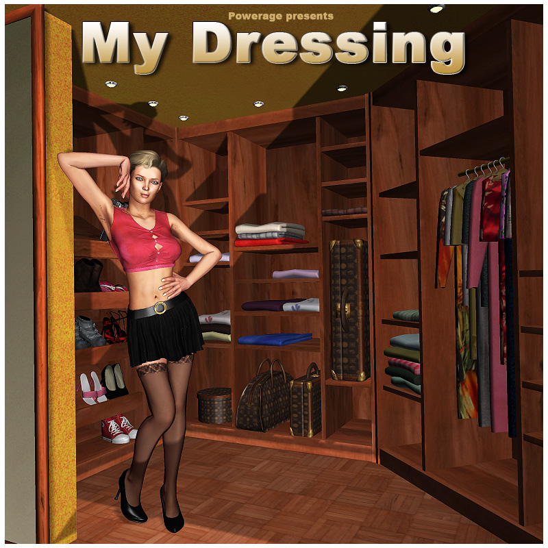 My Dressing by powerage