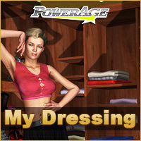 My Dressing 3D Models Legacy Discounted Content powerage