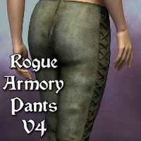Rogue Armory Pants V4A4S4 by SickleYield