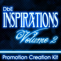 DbE-Inspirations 2 Promo Creation Kit 2D And/Or Merchant Resources DesignsbyEve