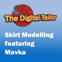 The Digital Tailor Skirt Set featuring Mavka Tutorials Fugazi1968