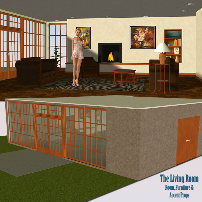 The Living Room Set