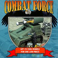Combat Force 1 3D Models mrsparky