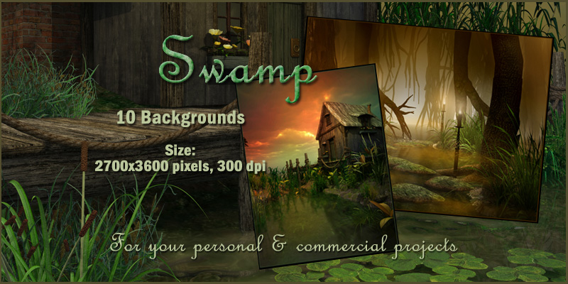 Swamp Backgrounds