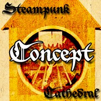 Steampunk Cathedral image 1