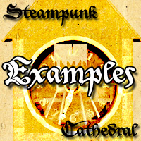 Steampunk Cathedral image 8
