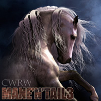 CWRW Mane-N-Tail Pack 3 image 1