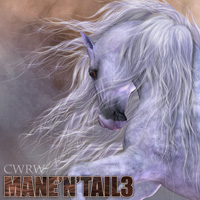 CWRW Mane-N-Tail Pack 3 image 5