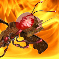 Fire Fly 3D Models PhilC