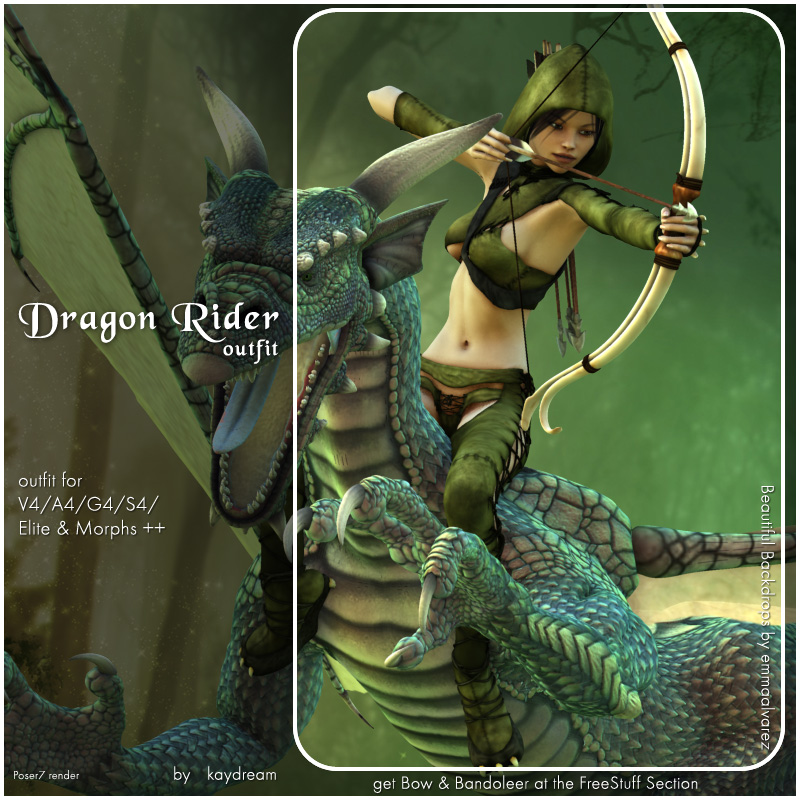 Dragon Rider Outfit