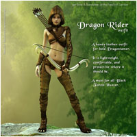 Dragon Rider Outfit image 1