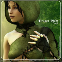 Dragon Rider Outfit image 7