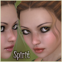 VH Spirit for Aiko 4 3D Figure Assets 3D Models Godin