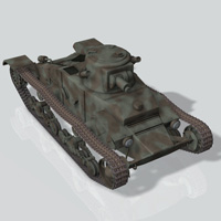 A11 (Matilda) Infantry Tank  Touchwood