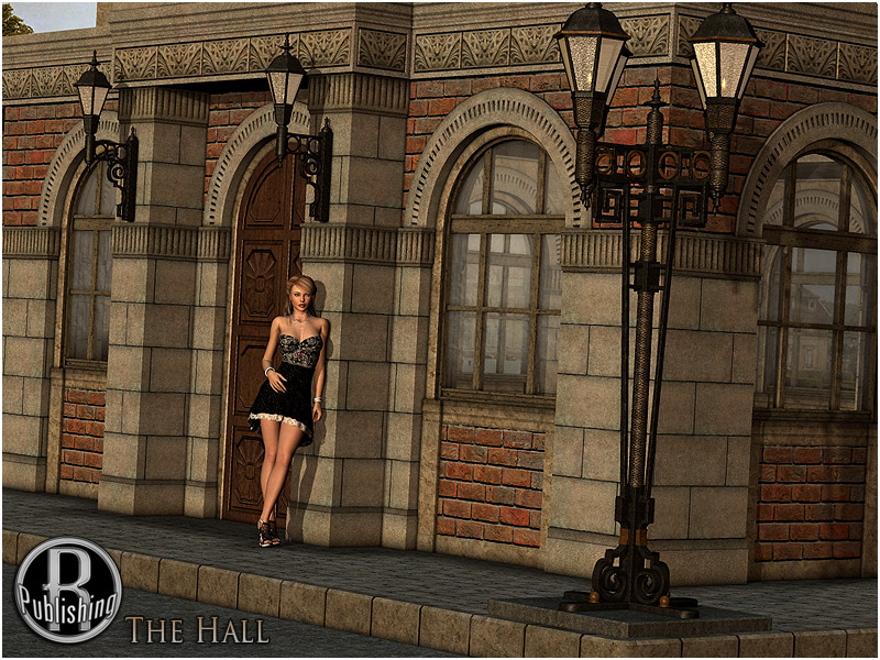 The Hall by RPublishing