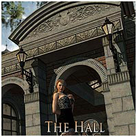 The Hall Props/Scenes/Architecture Themed RPublishing