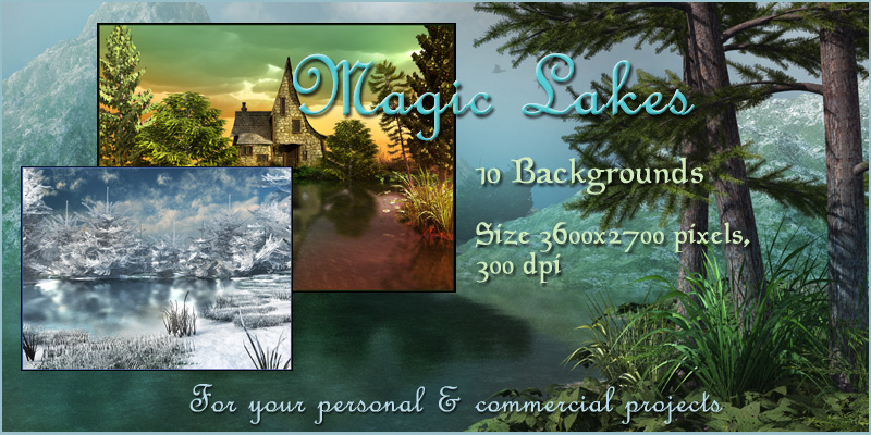 Magic Lakes