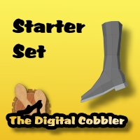 The Digital Cobbler Starter Kit Tutorials : Learn 3D Fugazi1968