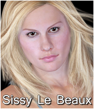 Sissy Le Beaux Character for V4 3D Figure Assets 3D Models RPublishing
