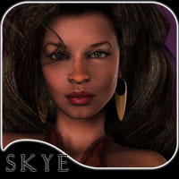 Skye 3D Figure Essentials 3D Models reciecup