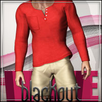 FASHIONWAVE Blackout for M4 H4 3D Models 3D Figure Assets outoftouch