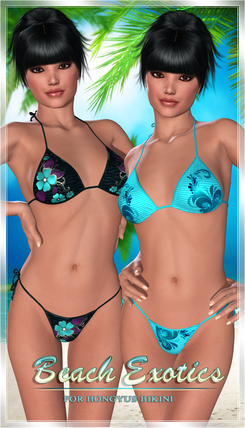 Beach Exotics for Hongyus Bikini