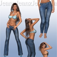The Jeanz for V4, A4, G4, S4, Elite image 1