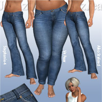 The Jeanz for V4, A4, G4, S4, Elite image 4