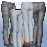 The Jeanz for V4, A4, G4, S4, Elite image 5