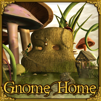 Gnome Home Software 3D Models ironman13