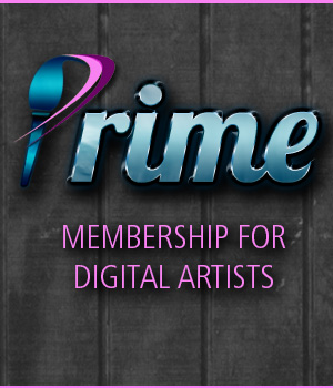 Renderosity Prime Annual Membership Services/Rosity Stuff Store Staff
