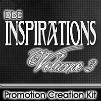 DbE-Inspirations 3 Promo Creation Kit 2D And/Or Merchant Resources DesignsbyEve