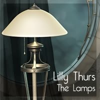 Lilly Thurs Lamps 3D Models fabiana