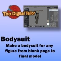 The Digital Tailor Bodysuit Edition Tutorials Fugazi1968