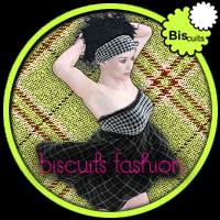 Biscuits Fashion 3D Figure Essentials Biscuits