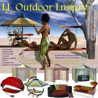 LJ_Outdoor Luxury 3D Models lyma