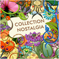Collection Nostalgia 2D Atenais