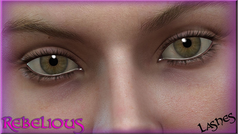 Rebelious Lashes V4