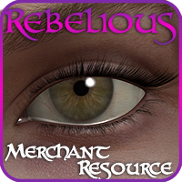 Rebelious Lash MR V1 2D Graphics rebelmommy